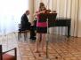 1.4.2015 Koncert žáků Zámek Vlašim