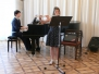 21.5.2015 Koncert žáků Zámek Vlašim
