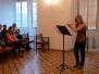 5.5.2010 Flétnový absolventský koncert